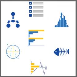 infografico ferramentas qualidade