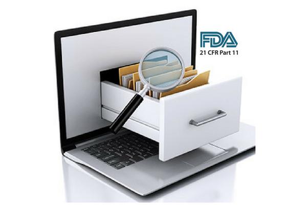 Registros FDA CFR 21 Parte 11